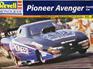 Revell 1/24 Pioneer Avenger Funny Car