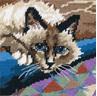 DI7228  Cuddly Cat