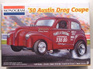 Monogram 1/25 50 Austin Drag Coupe