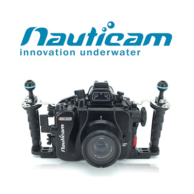 09 May 2017: The Nauticam NA-GH5 Housing for the Panasonic GH5