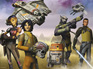Holdson Star Wars Rebels The Ghost Crew - 100pc Boxed
