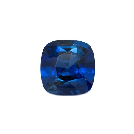 10 Carat Cushion Cut Ceylon Sapphire