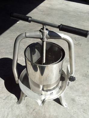 10 Litre Home Winemaking Press