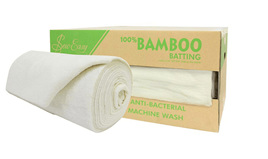 100% Bamboo Fibre Batting