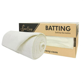 100% Natural Cotton Batting
