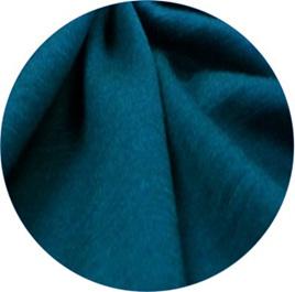 """100% NZ Merino Wool, """"Teal"""",  170 gsm"""