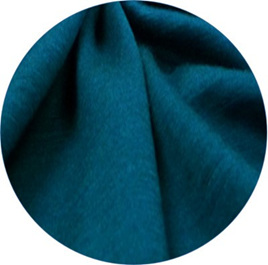 "100% NZ Merino Wool, ""Teal"",  170 gsm"