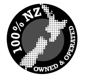 100% NZ owned and operated
