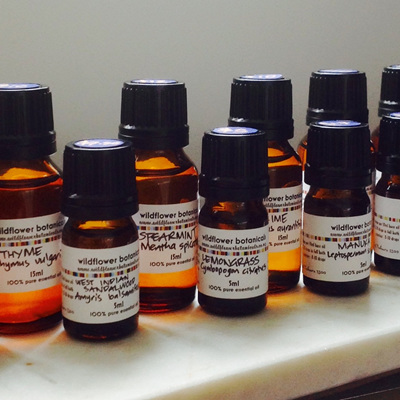 100% PURE INDIVIDUAL OILS