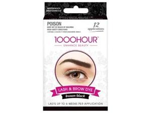 1000 Hour Lash Brow Kit Black