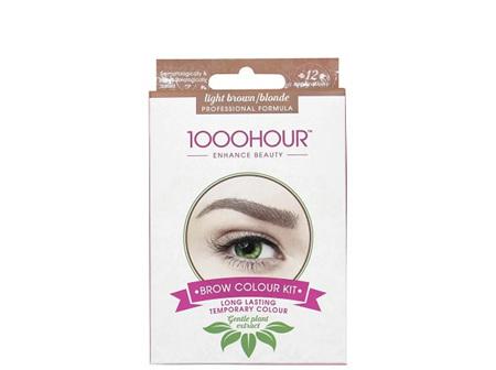 1000 Hour Lash Brow Kit Light Brown