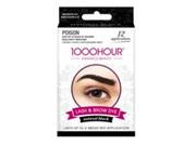 1000 Hr Eyelash/Brow Tint Black
