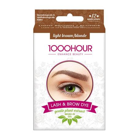 1000 Hr Lash & Brow Dye LBrown/Blnd