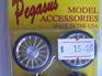 Pegasus 1206 Chrome Spiders