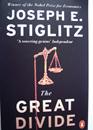 The Great Divide by Joseph E Stiglitz
