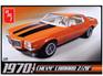 AMT 1/25 1970 1/2 Camaro Z28