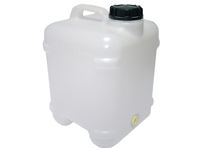 10L Water Canister (1 Pack) & Tablets