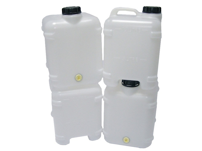 10L Water Canister (4 Pack) & Tablets