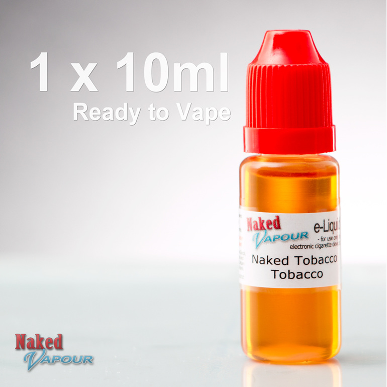 10ml e-Liquid - Ready to Vape