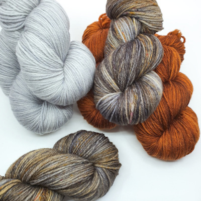 10ply / Worsted Wool