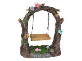 11 cm Fairy Garden Swing