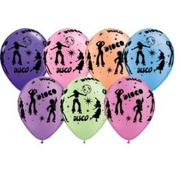 """11"""" Disco Balloons"""