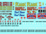 Gofer Decals - Gasser Crazy Sheet