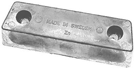 119256 Zinc Anode suitable for Volvo leg 290 DP + SP
