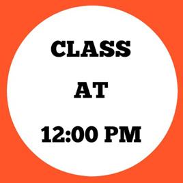 12:00 PM CLASS (Ballet Magic 5+)