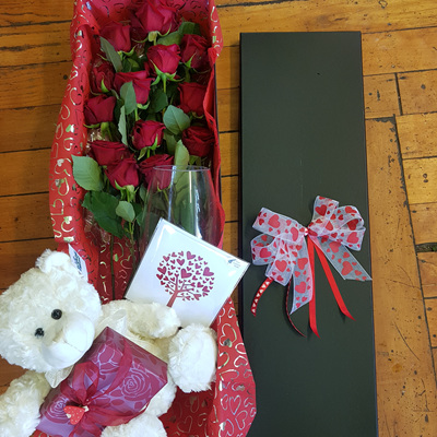 12 Rose Package