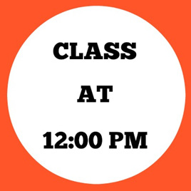 12:00 PM CLASS (Ballet Magic 5+)