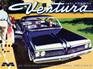 Moebius '61 Pontiac Ventura SD