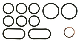122093 Gasket Kit Oil Cooler Fits Volvo AD30 31, 40, 41,42,43,44