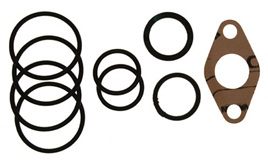 122130 Gasket Kit Water Pipe Volvo AD31, 32, 40, 41,42,43,44