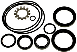 122194 Gasket Kit fits Volvo Stern Leg DP Lower Gear Unit