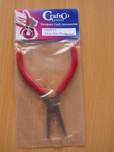 12cm Flat Pliers