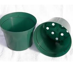 12cm Round Plant Pot FRG