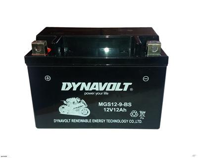 12V 12AH Dynavolt Battery