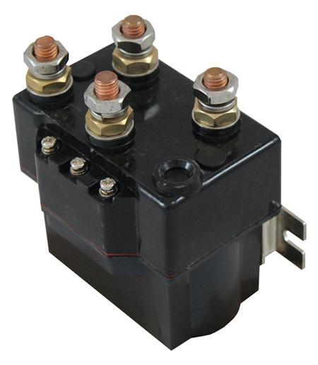 12V 600A / 24V 400A Winch Solenoid