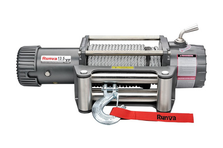 13.5XF Recovery Winch