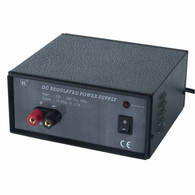 13.8v 12 Amp 165 Watt Switchmode Power Supply