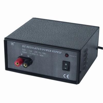 13.8v 40 Amp 550 Watt Switchmode Power Supply