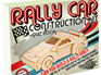 Professor Puzzle - Construction Kits - Retro Classic Vehicles - Rally Car