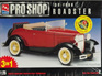 AMT 1/25 Pro Shop 32 Ford Roadster