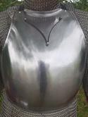 Plate 7 - 14th Century Italian Globose Breastplate