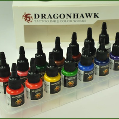 14 Different Color Set 0.5oz each bottle