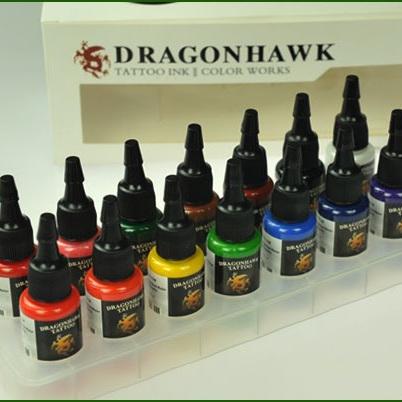14 Different Color Set 0.5oz each bottle