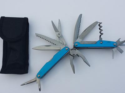 Stainless Steel 14-in-1 Multi-tool