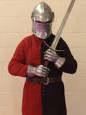 Battle Ready 14th Century Man-at-Arms 4 Piece Starter Set