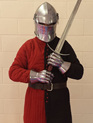 Battle Ready 14th Century Man-at-Arms 4 Piece Starter Set